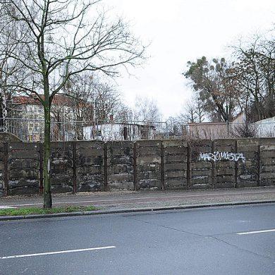 Alte Mauer an der Gotenstraße