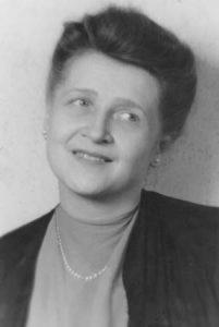 Annedore Leber 1947