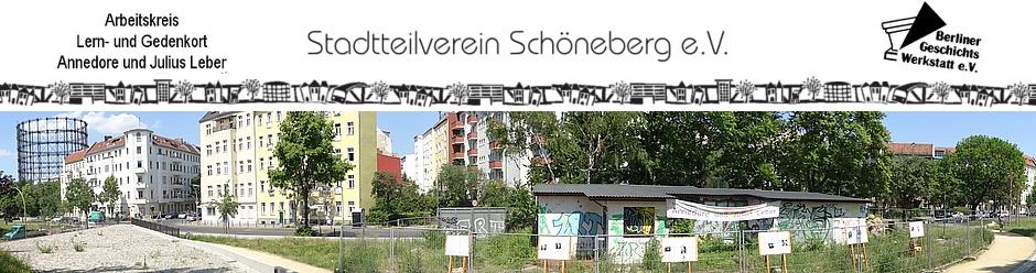 Logos AK, Stadtteillverein und Geschichtswerkstatt mit Panoramabild des Geländes