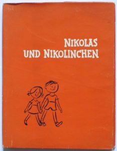 Titelblatt: Nikolas und Nikolinchen